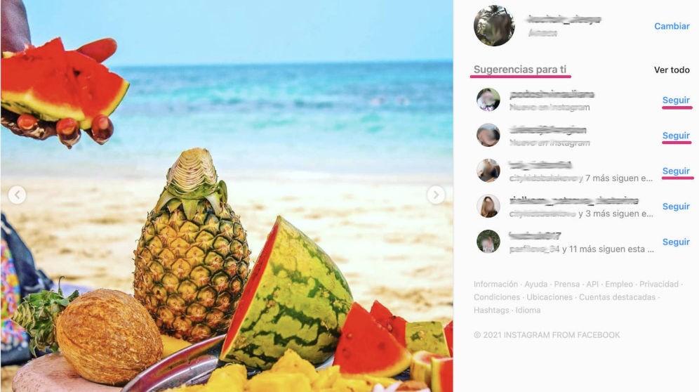 comprar seguidores y seguidos instagram
