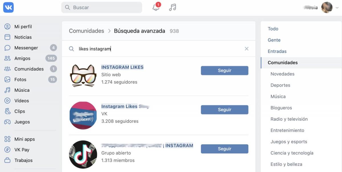 conseguir likes en instagram rápido